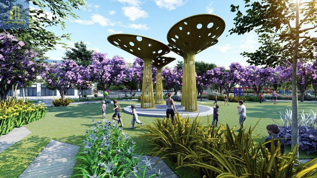 Tiện ích nội khu dự án Future city