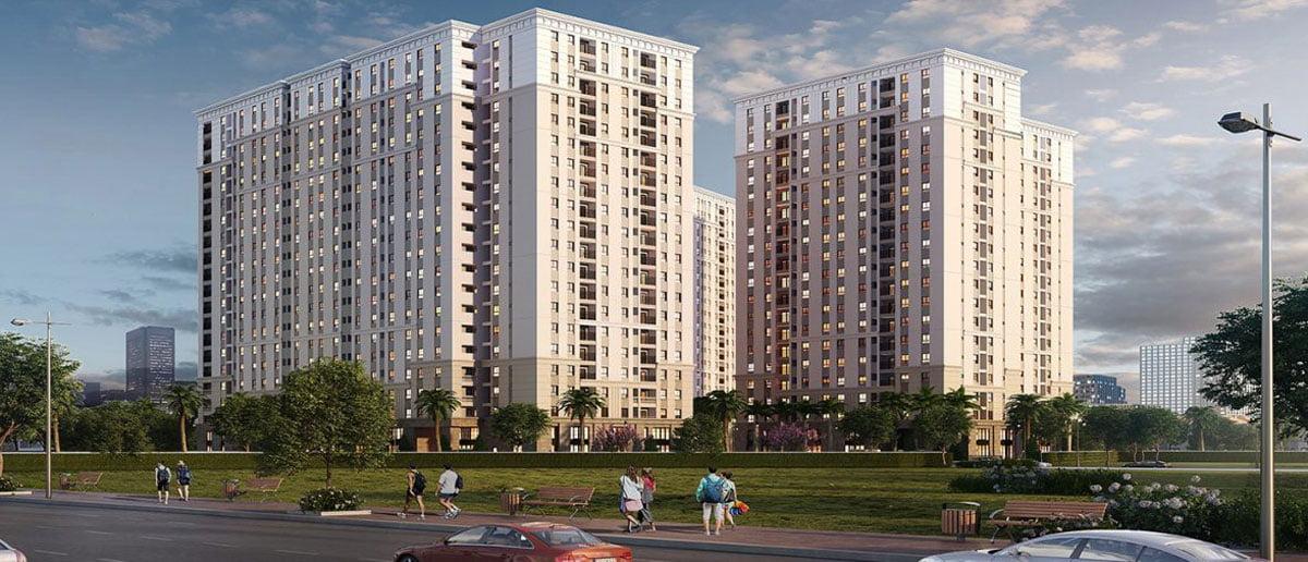 Dự án Căn hộ Aio City Bình Tân