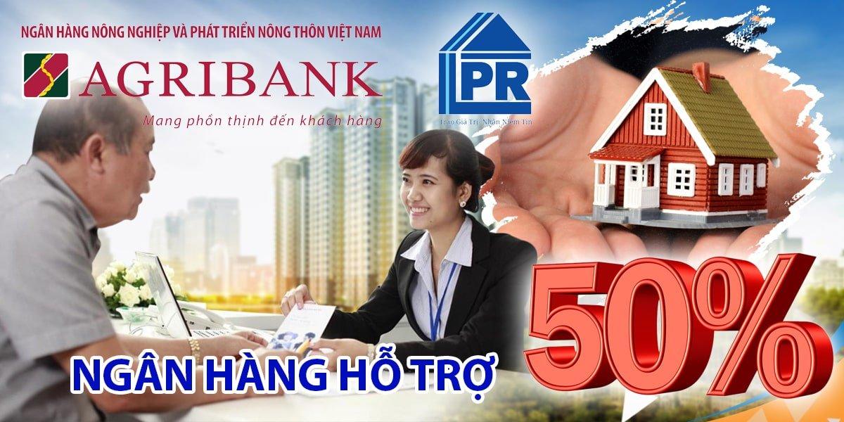 ngân hàng hỗ trợ cho vay 50%