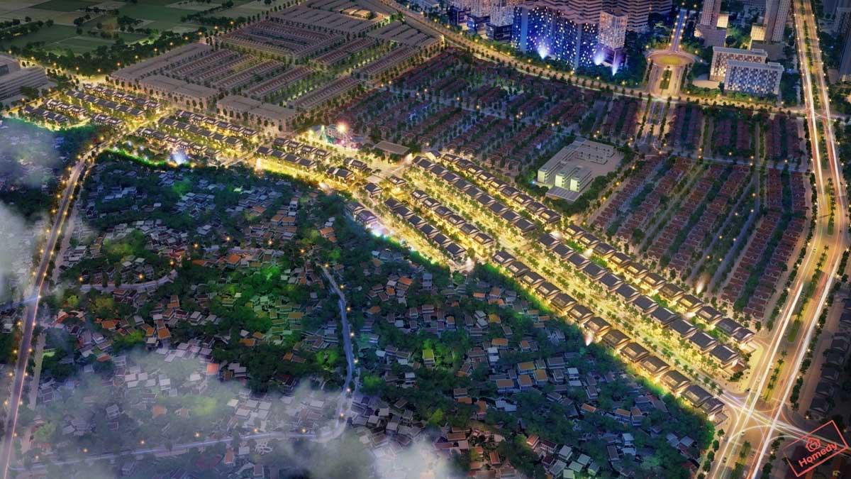 Khu đô thị biển Bình Sơn – Ninh Chữ Bình Sơn Ocean Park