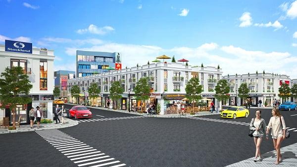 Tiện ích nội khu Dự án Hana Garden Mall Bình Dương