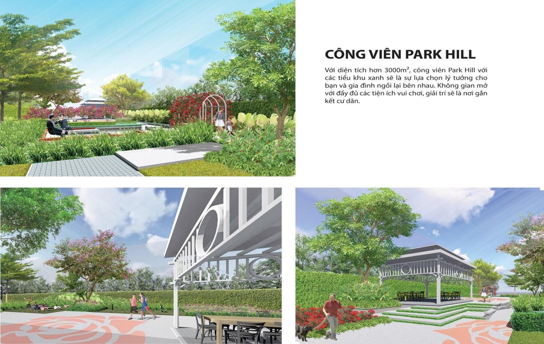 Tiện ích dự án Tây Nam Center