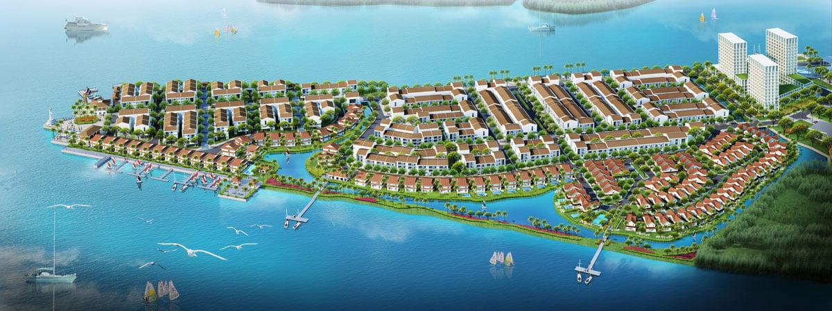 Dự án Khu đô thị Phố biển Marine City