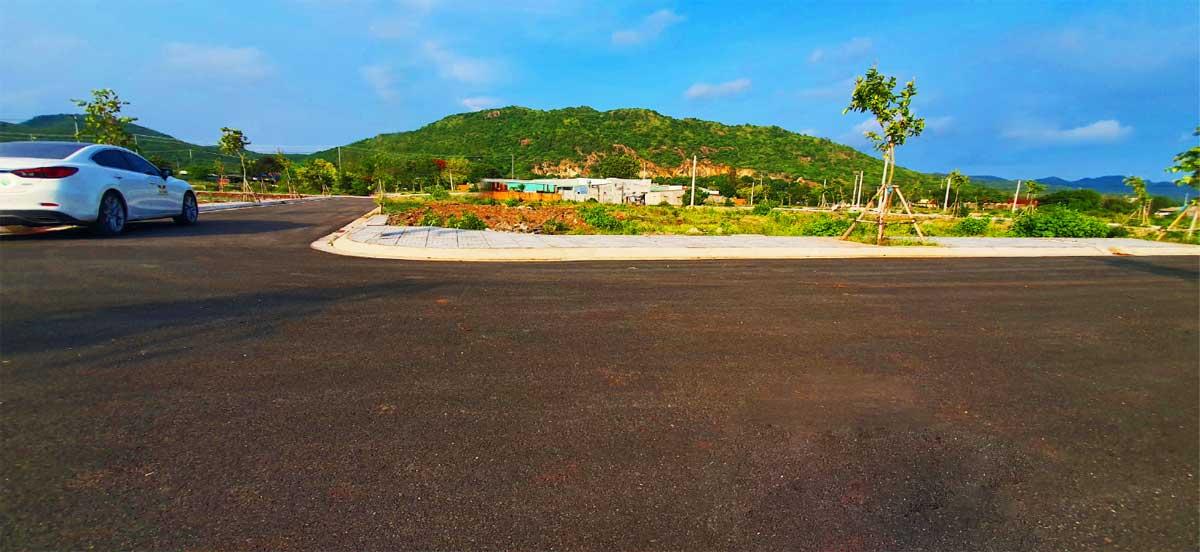 Hình ảnh thực tế Dự án Long Hải New City