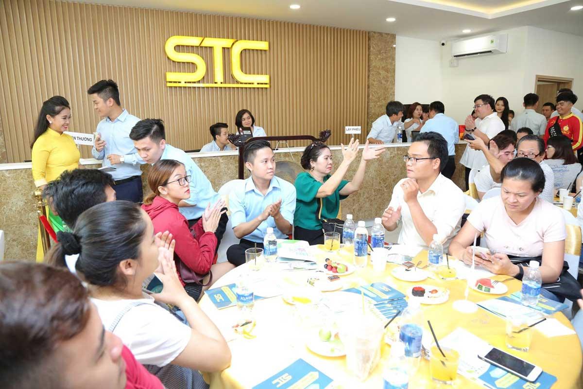 Khách hàng Mua căn hộ tại Công Ty STC