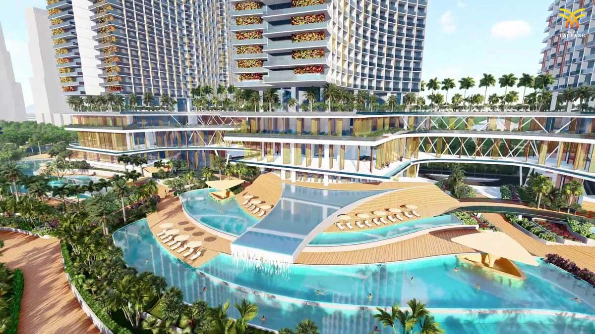 Tiện ích nội khu Dự án Căn hộ Condotel Apec Mandala Wyndham Ninh Thuận
