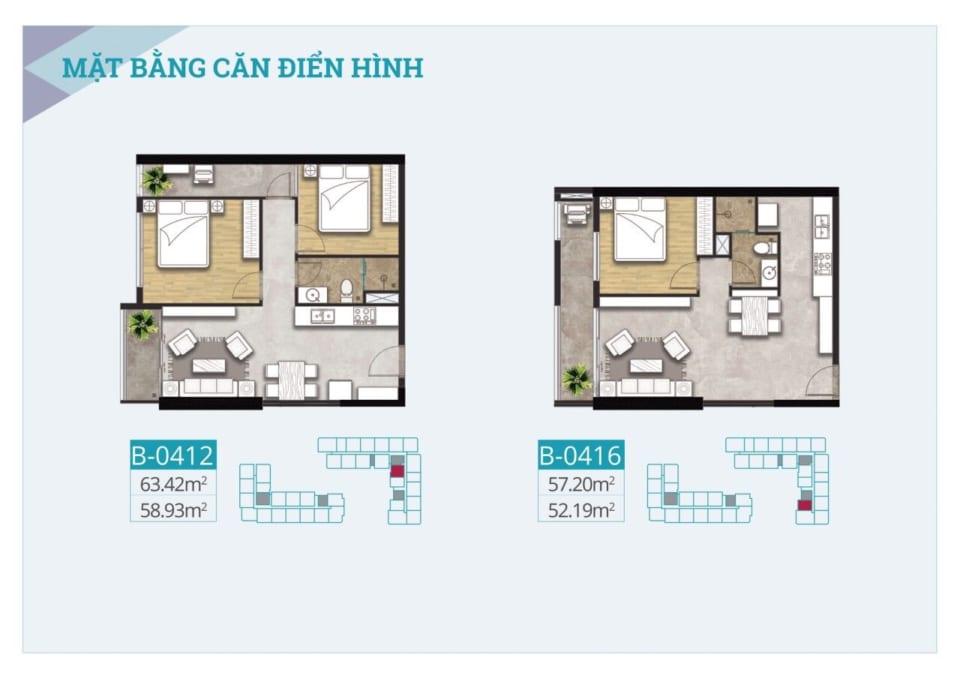 Thiết kế dự án căn hộ c sky view bình dương