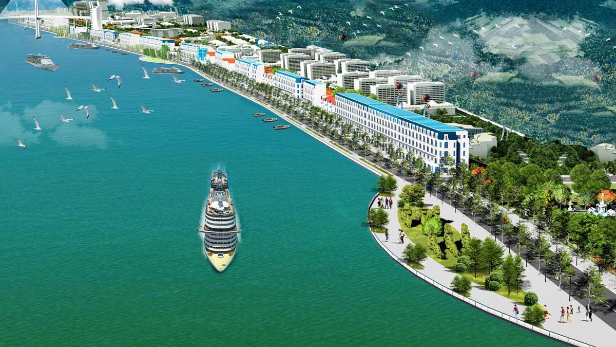 Tiện ích Công viên Dự án Hồ Tràm Riverside Xuyên Mộc Bà Rịa Vũng Tàu