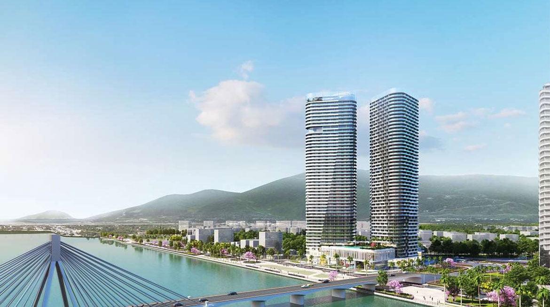 Phối cảnh Dự án Căn hộ Condotel New Century Bay Đà Nẵng