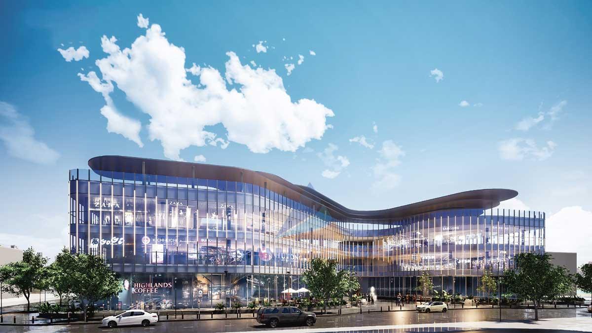 Khu trung tâm thương mại Dự án One World Regency Đà Nẵng