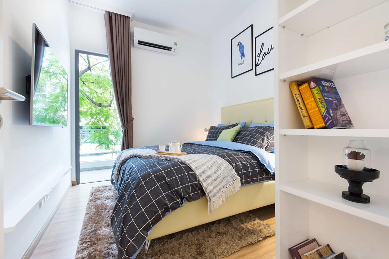 Nhà mẫu dự án căn hộ chung cư HausNima Quận 9 Đường Lò Lu chủ đầu tư EZLand