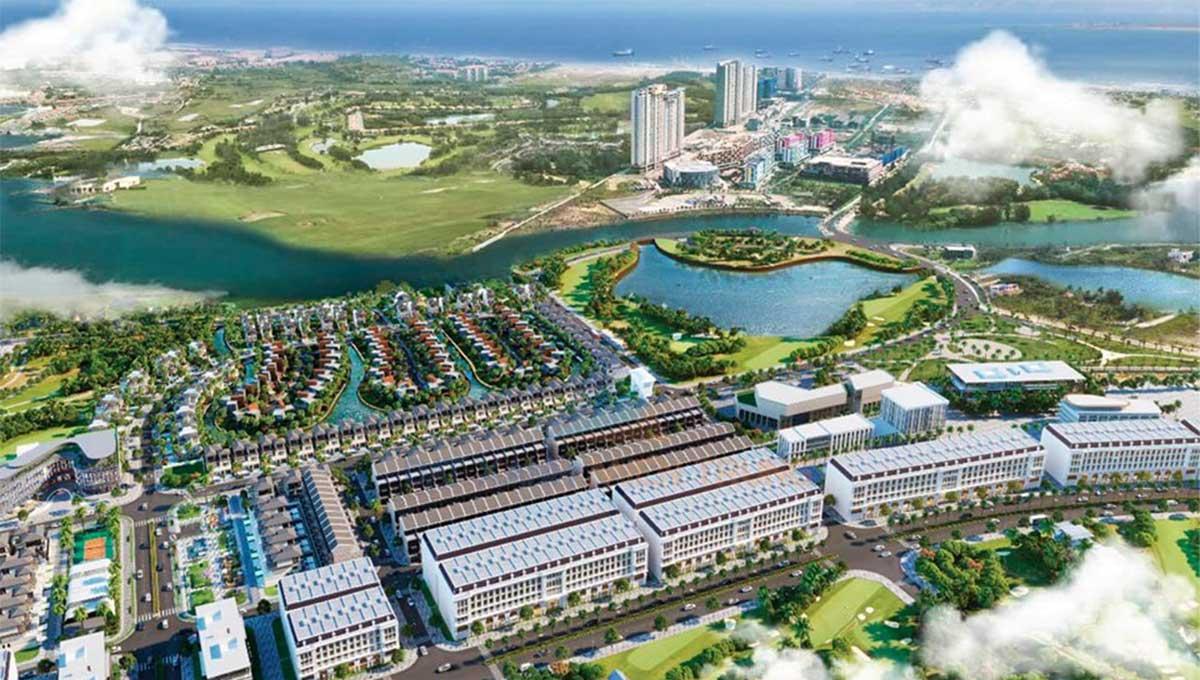 Phối cảnh Dự án One World Regency Đà Nẵng