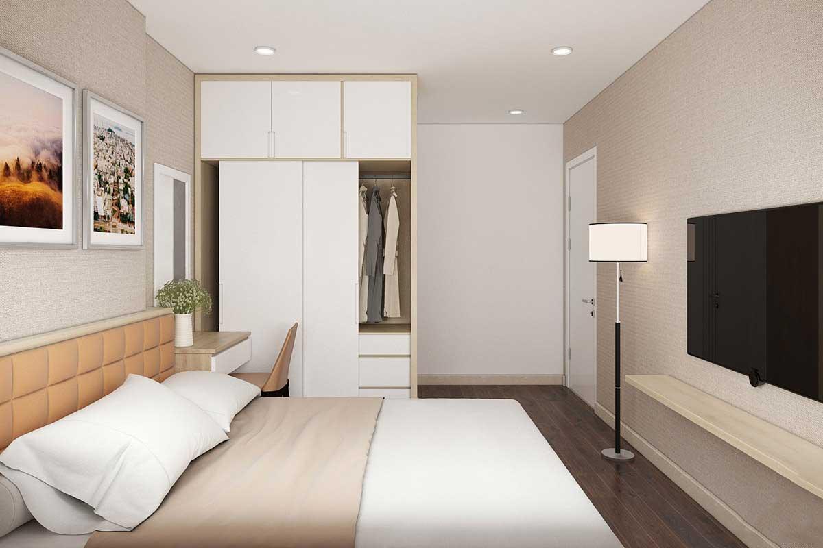 Thiết kế nhà mẫu căn hộ west gate