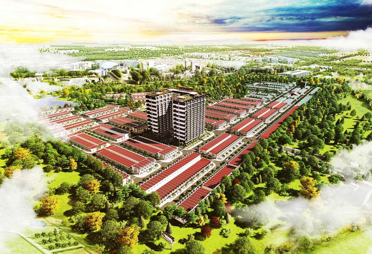 Dự án Căn hộ Chung cư Thịnh Gia Tower Bình Dương