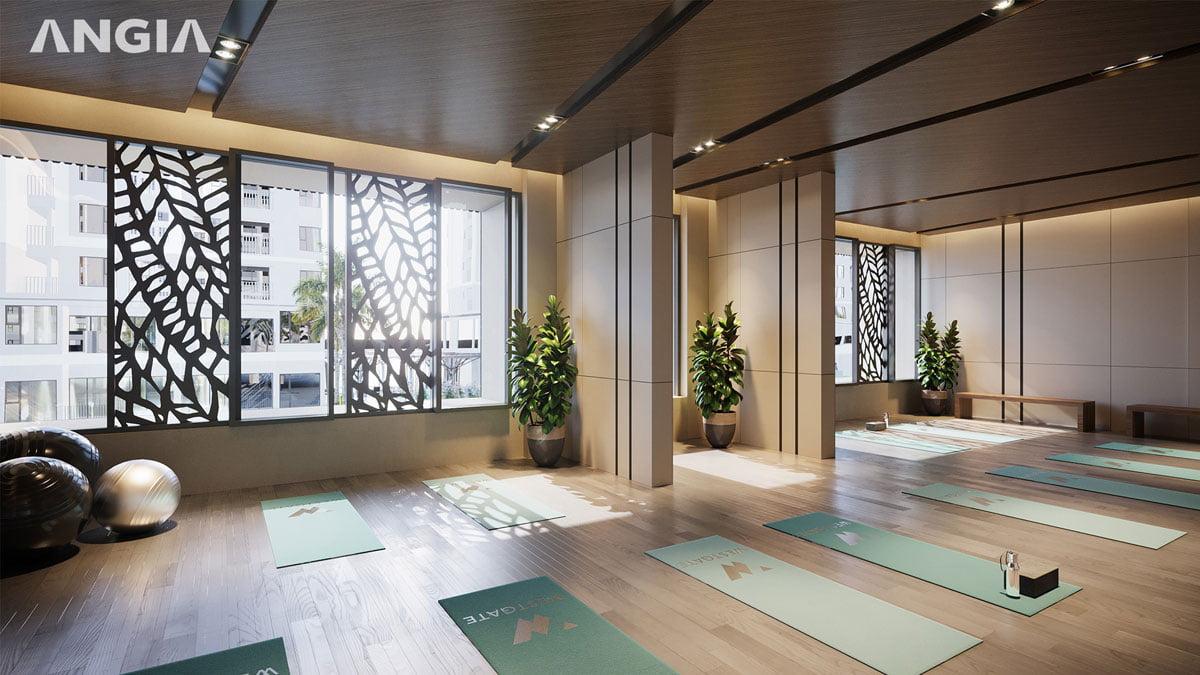 Khu Yoga Dự án West Gate Bình Chánh