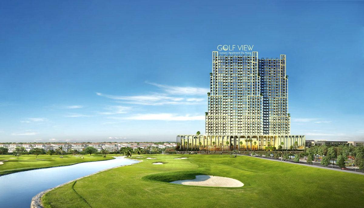 Dự án Căn hộ Golf View Luxury Apartment Đà Nẵng