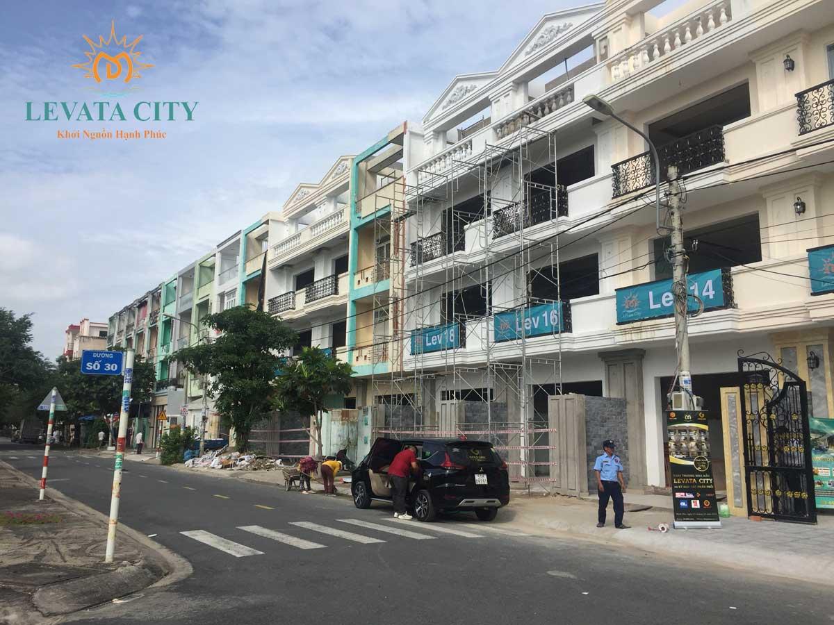 Hình ảnh thực tế chụp tại Nhà Phố Levata City Bình Tân