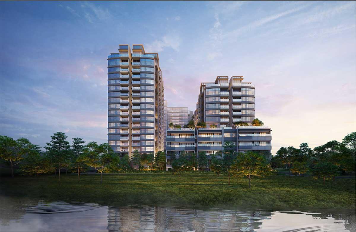 Tiện ích Dự án Căn hộ The River Thủ Thiêm Quận 2 View Sông Sài Gòn