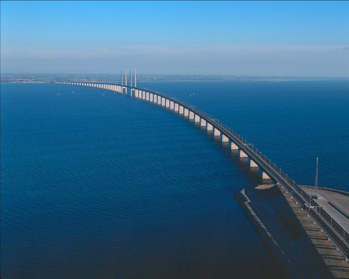 Cầu vượt đầm Thị Nại có tổng chiều dài 2.475 m, chiều rộng cả lan can 15,5 m, với tổng cộng 54 nhịp, đảm bảo cho xe có trọng tải 80 tấn qua lại