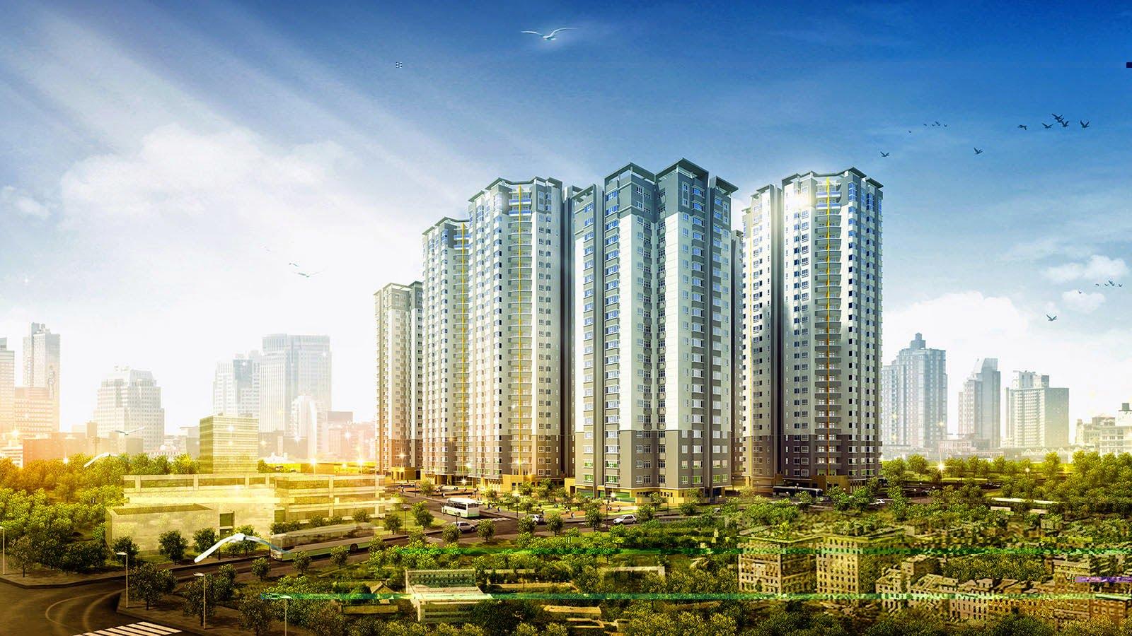 Dự án Căn hộ STCity Bùi Văn Ngữ Hóc Môn