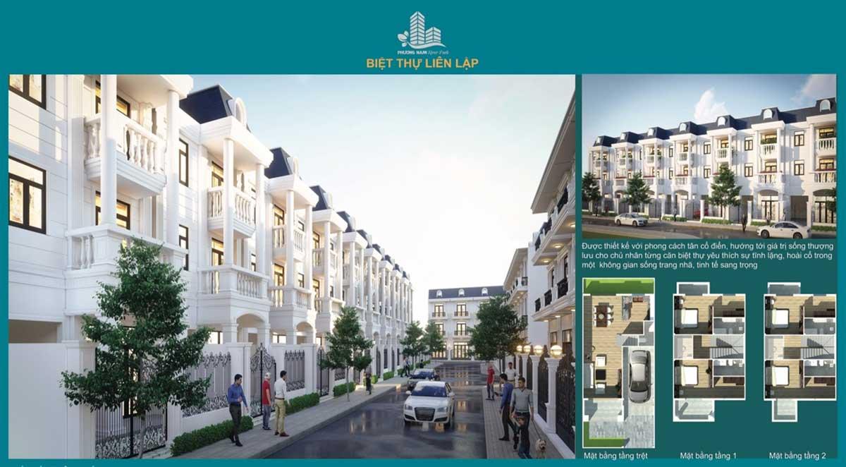 Thiết kế Biệt thự Phương Nam River Park