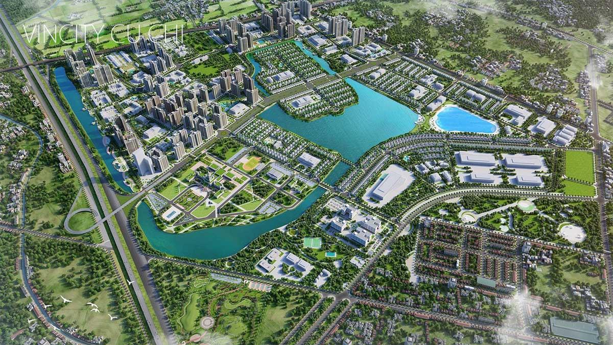 Dự án Đại đô thị VinCity Củ Chi