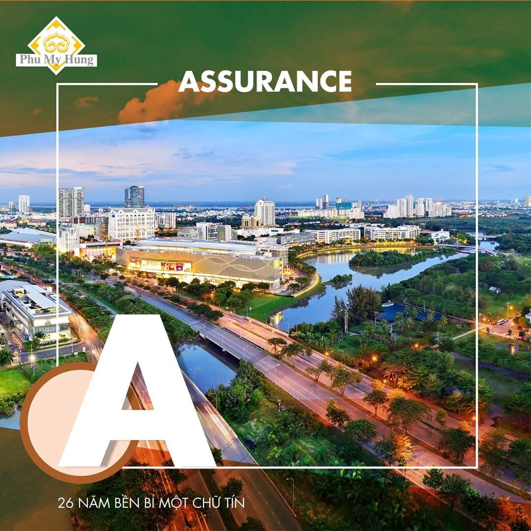 Assurance The Antonia