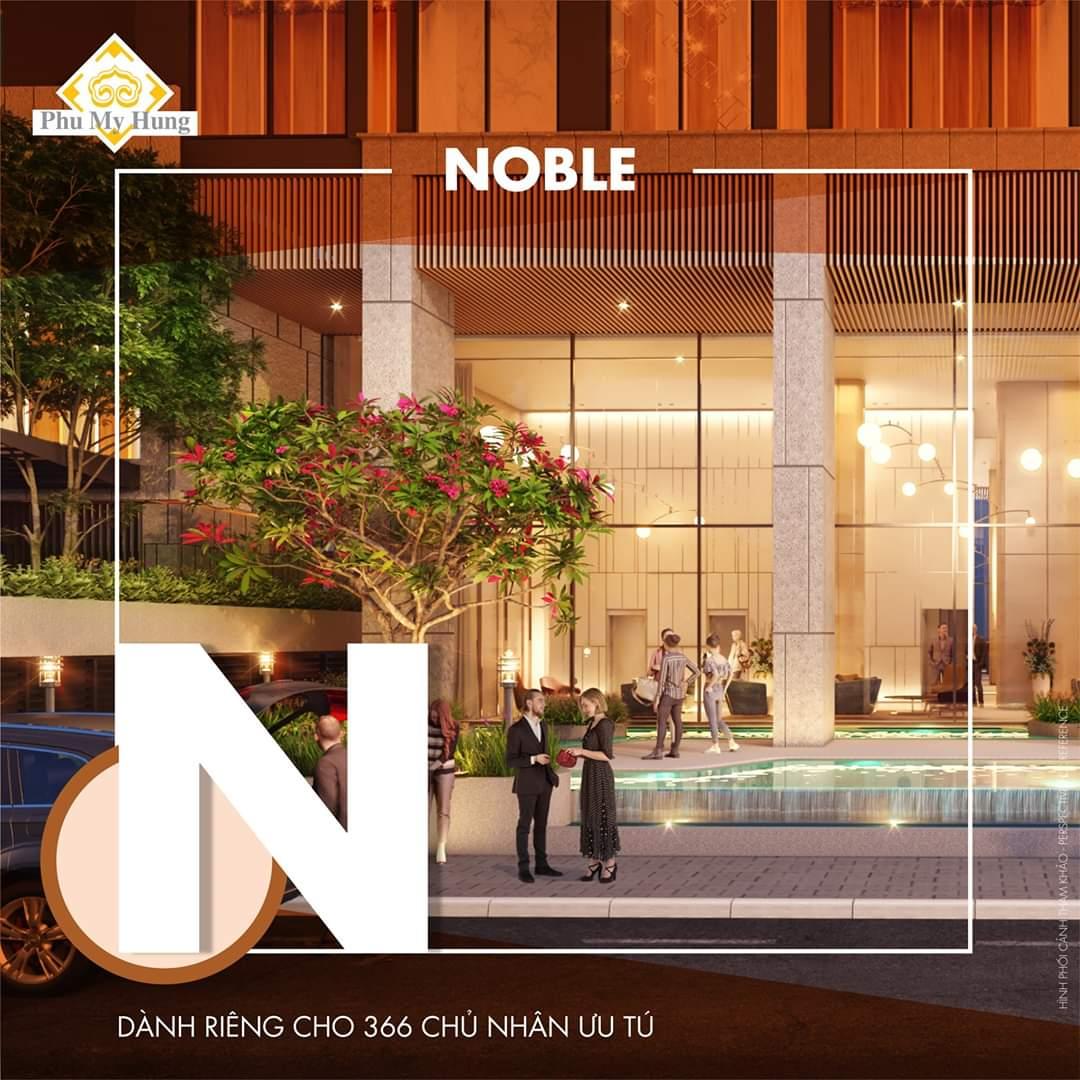 Noble The Antonia