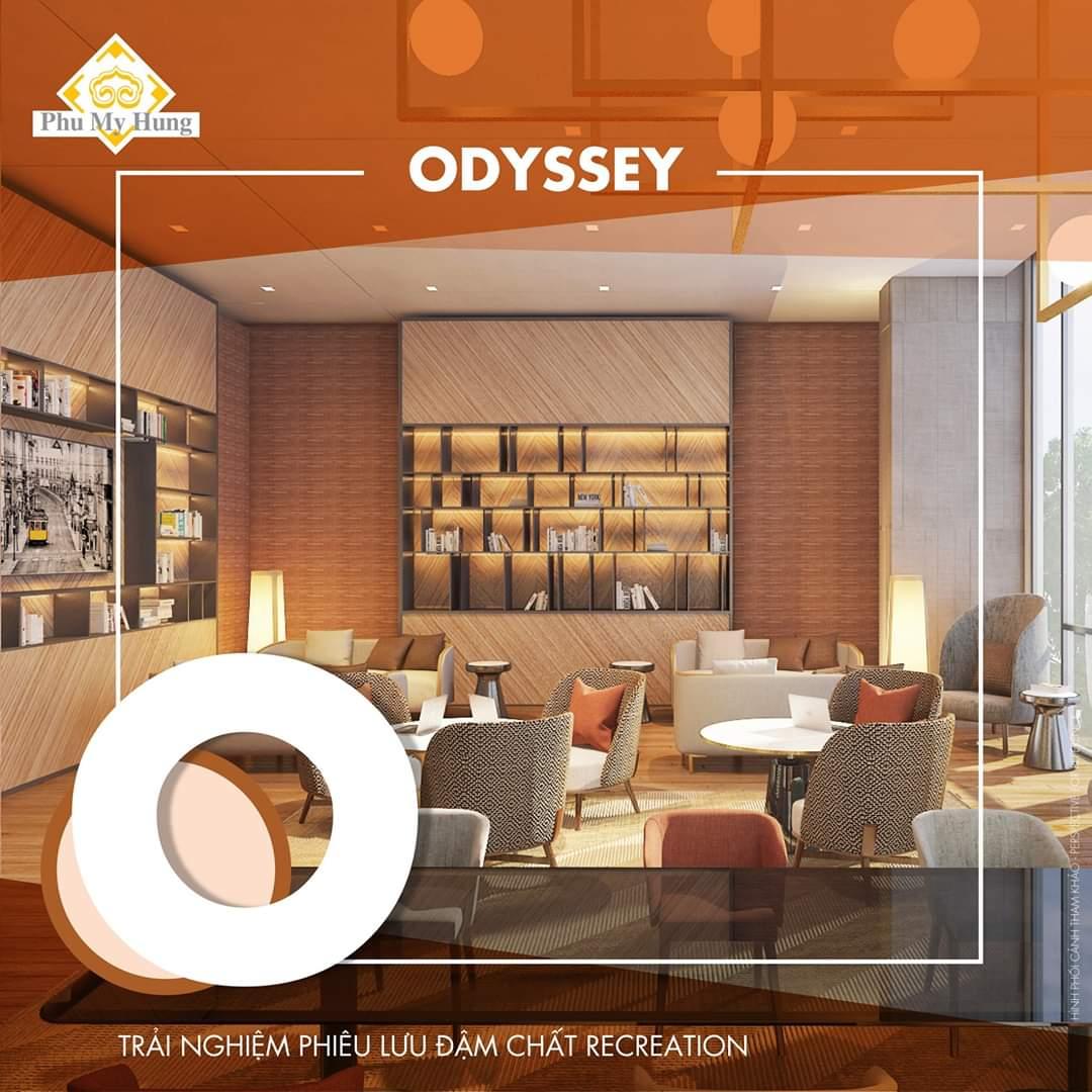 Odyssey The Antonia
