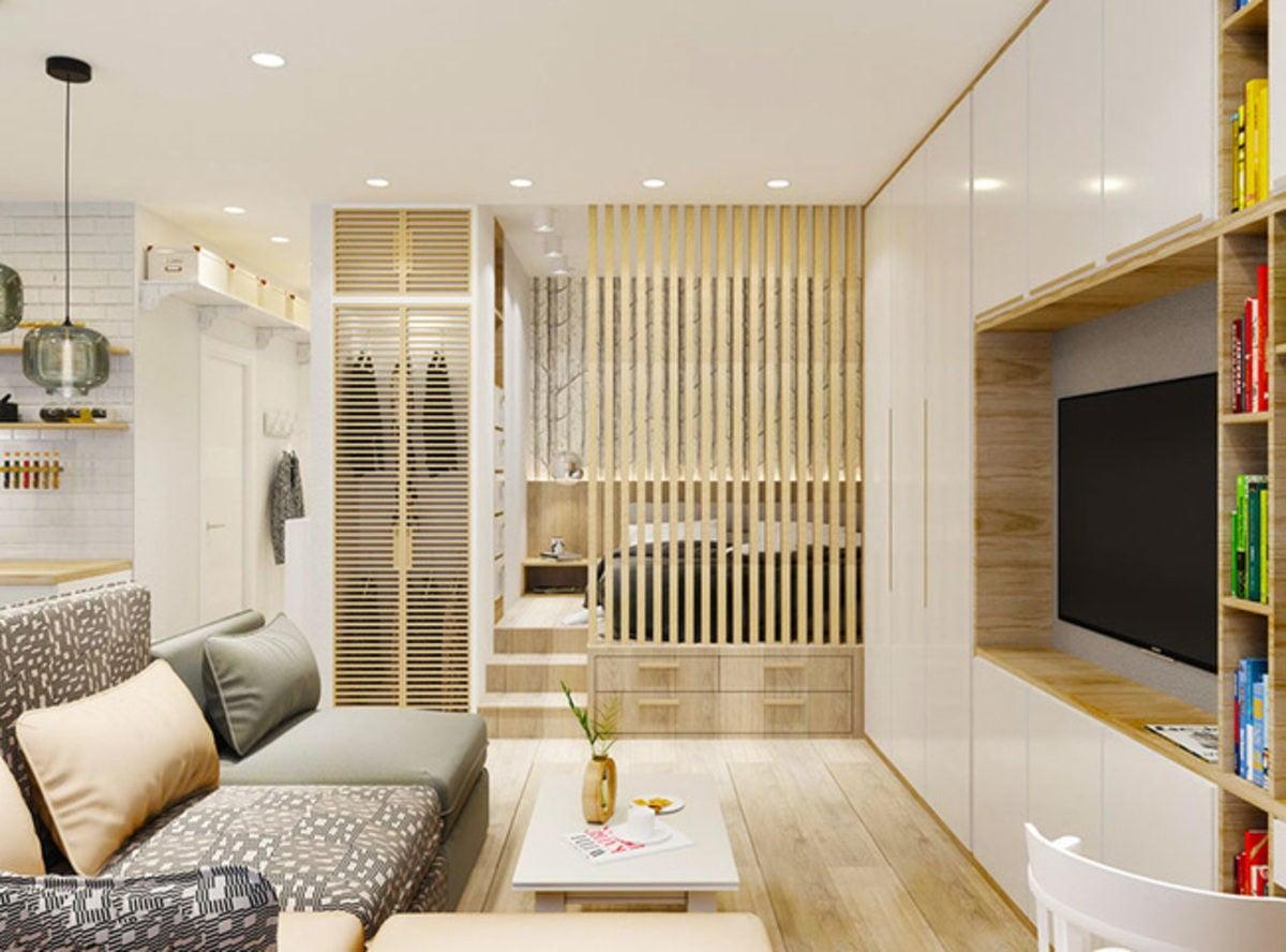 Tham khảo thiết kế căn hộ Nhà Ở Xã Hội Lý Thường Kiệt
