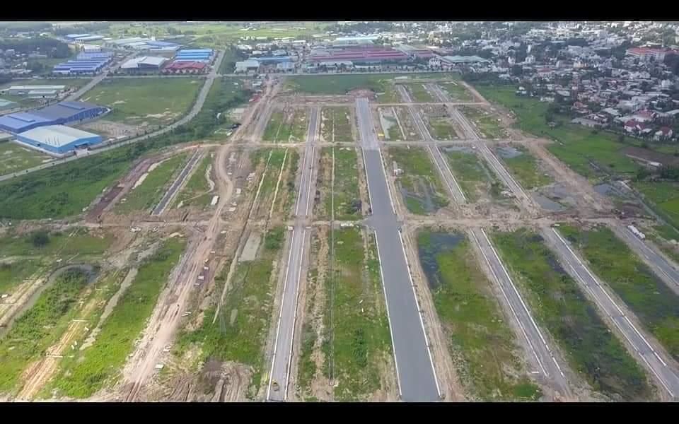 Hình ảnh thực tế Dự án Khu đô thị Đông Bình Dương