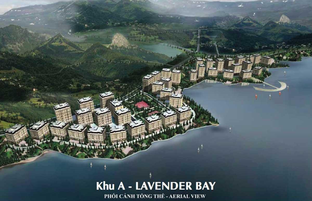 Khu A Lavender Bay Khu đô thị Nam Sài Gòn
