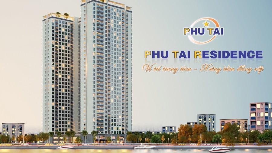 Dự án Căn hộ Chung cư Phú Tài Residence Quy Nhơn