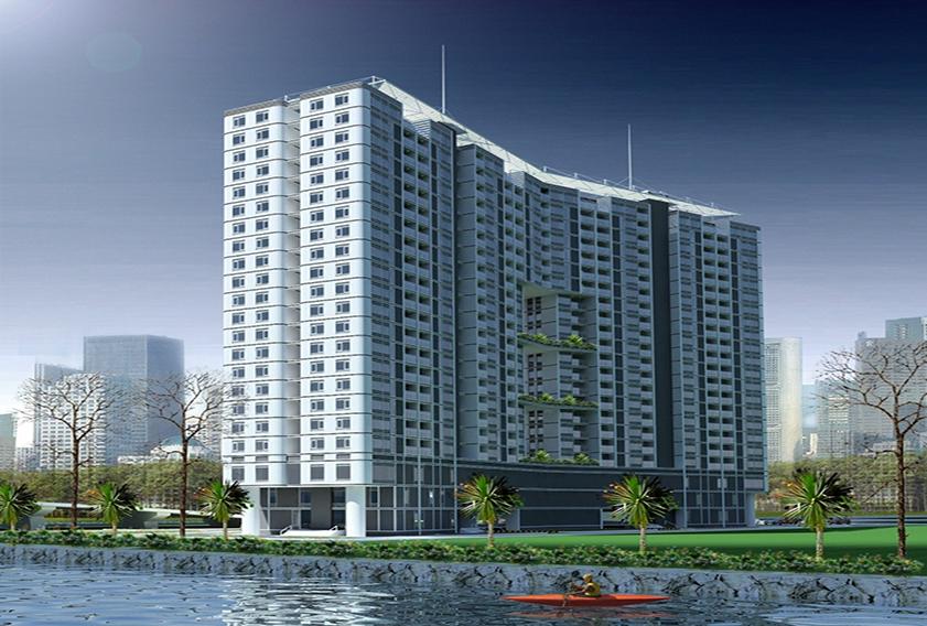dự án căn hộ cao cấp Royal Park Riverside