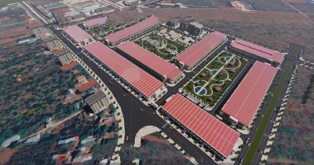 Dự án Khu đô thị Ân Phú Buôn Ma Thuột Đắk Lắk