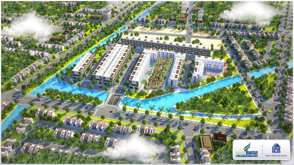 Dự án Khu dân cư River Town Củ Chi