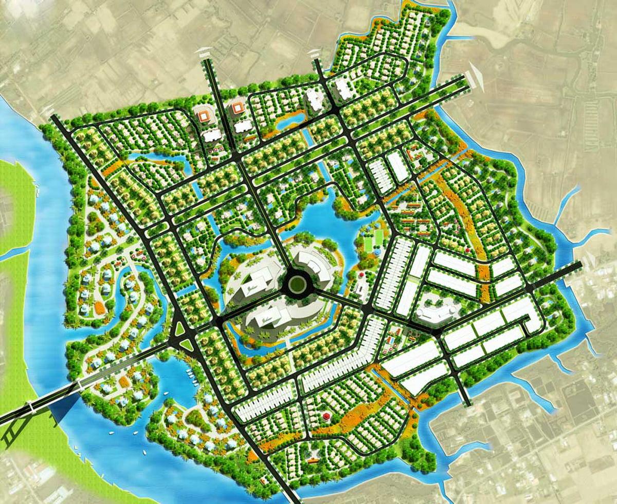 Dự án The Green Village Bình Chánh