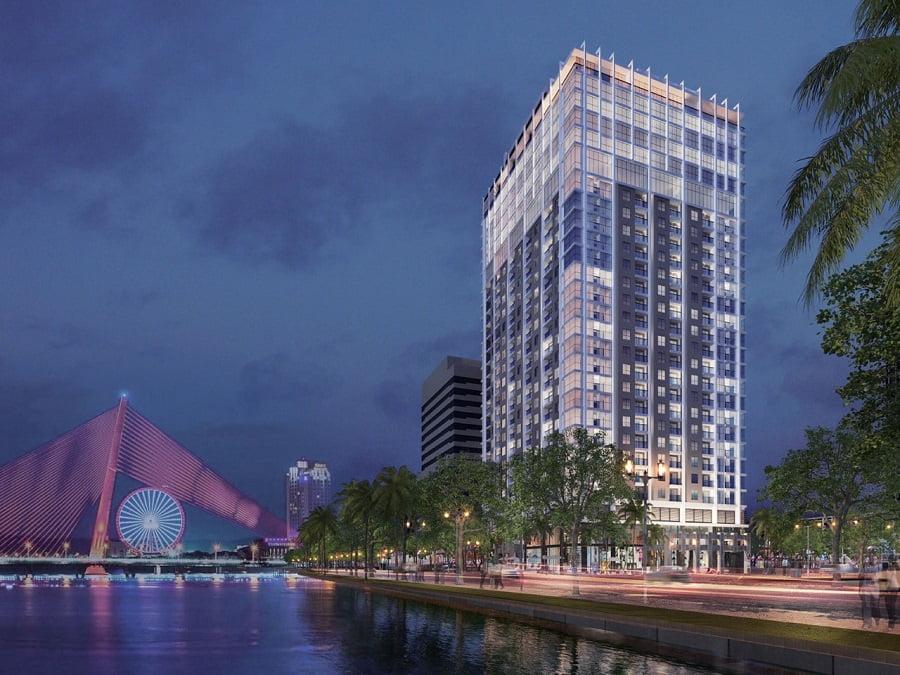 Dự án Căn hộ Nagomi Waterfront Tower Nha Trang