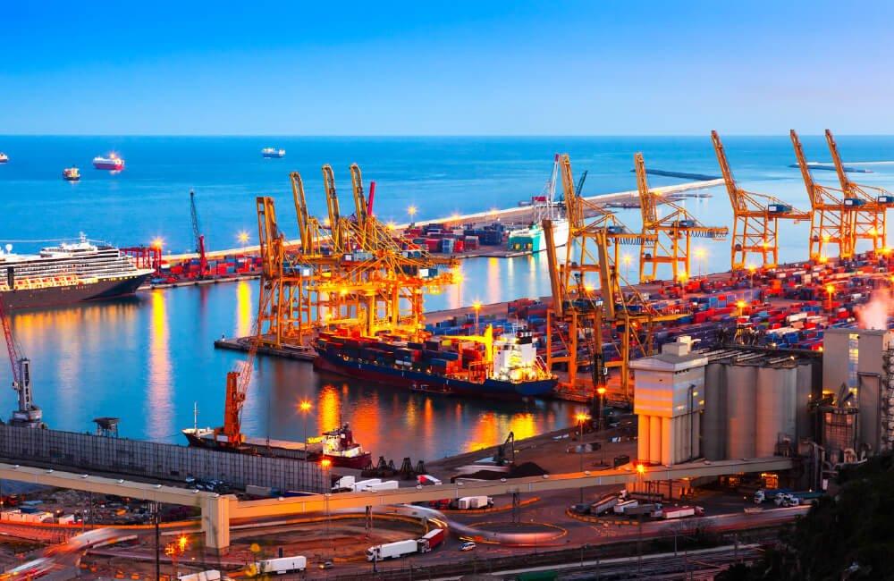 cảng cái mép thị vải