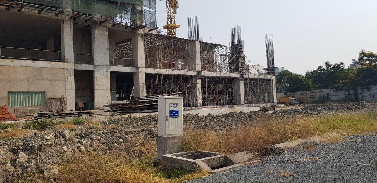 Hình ảnh thực tế tại Dự án Căn hộ ViVa Plaza Nguyễn Lương Bằng Quận 7