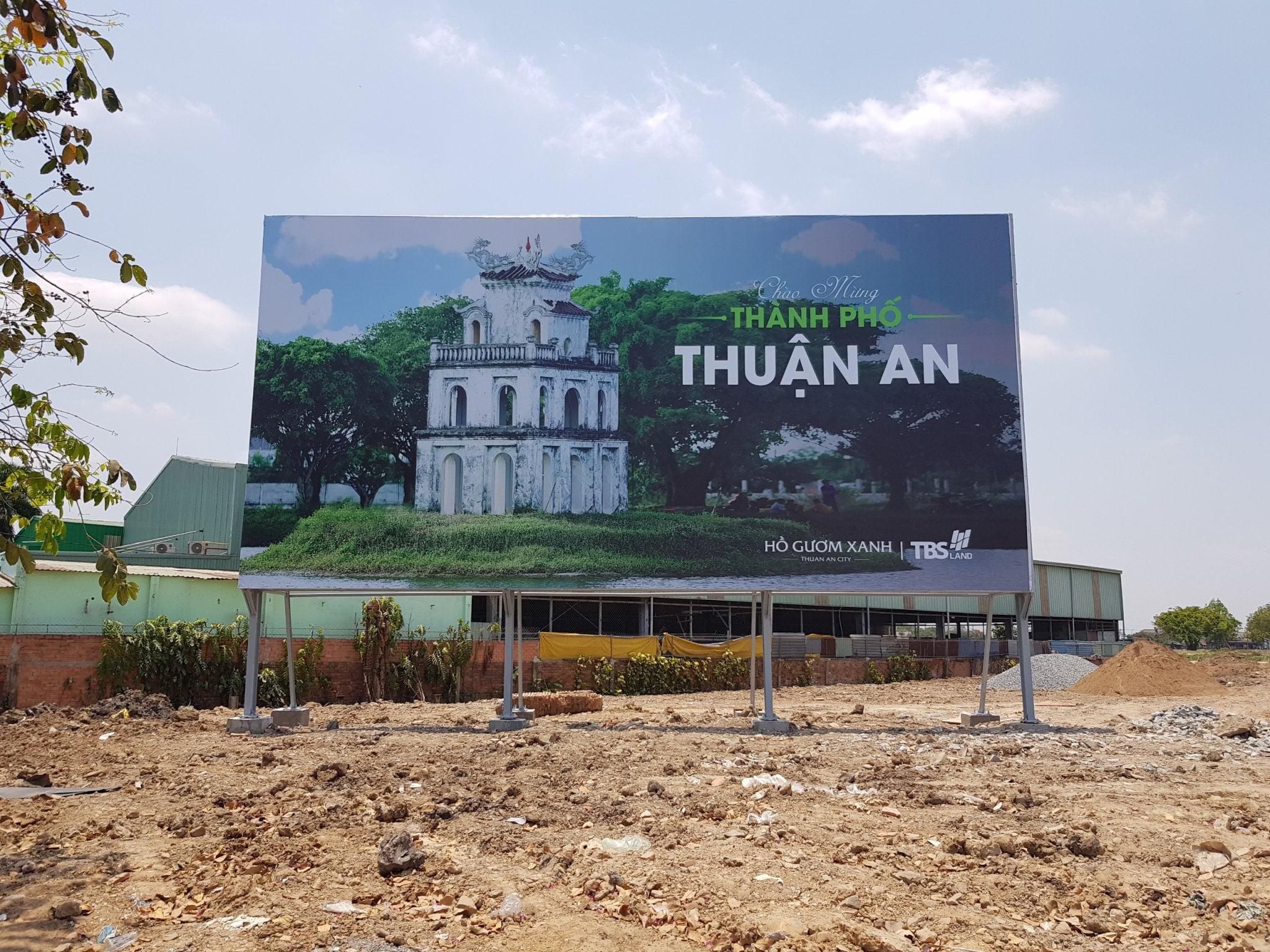Dự án Hồ Gươm Xanh Thuận An City