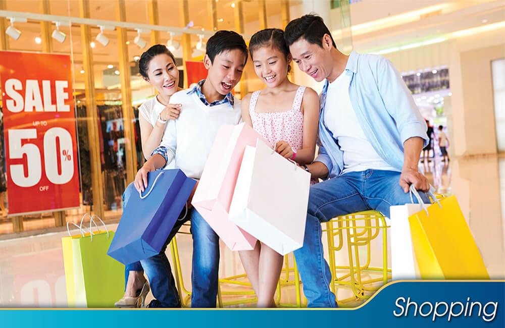 Tiện ích mua sắm phú mỹ central port Bà rịa