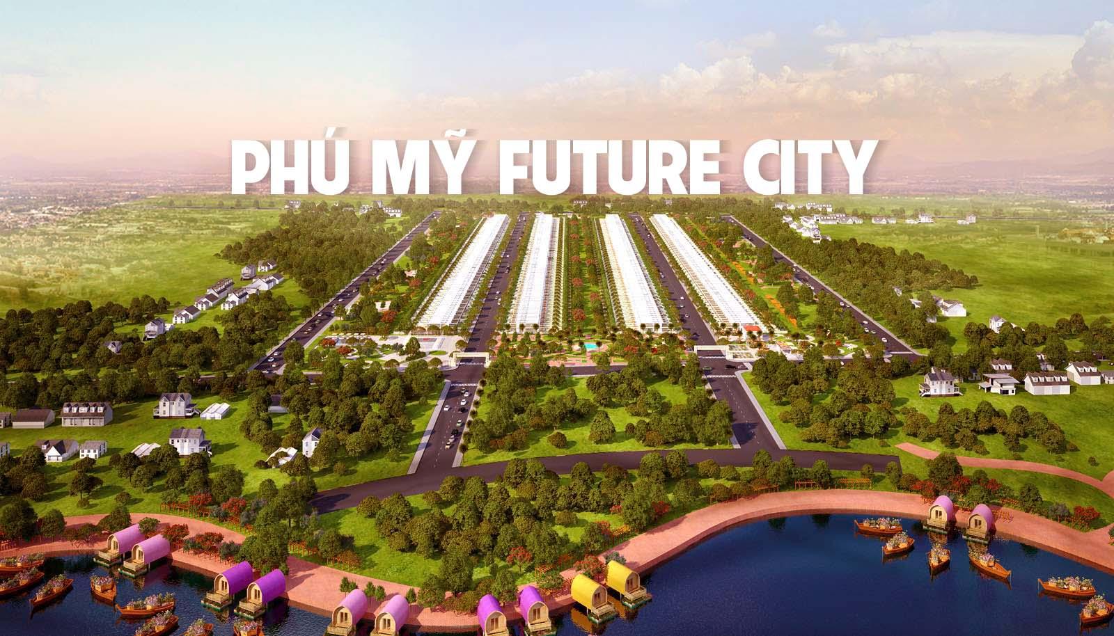 dự án phú mỹ future city