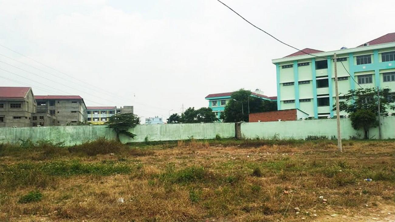 Tiến độ đất nền khu dân cư Saigon West Garden Phường Bình Hưng Hòa Quận Bình Tân