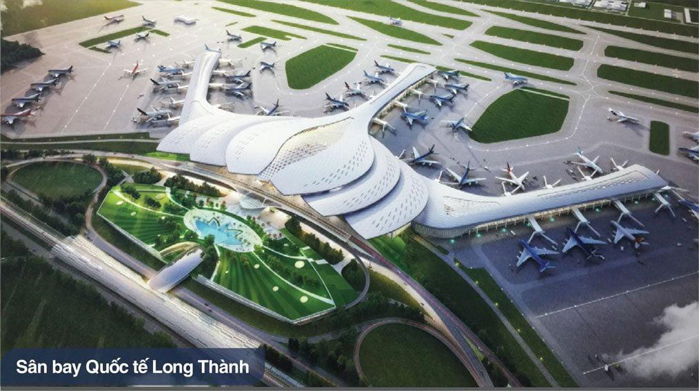 Kết nối sân bay long thành nhanh chóng