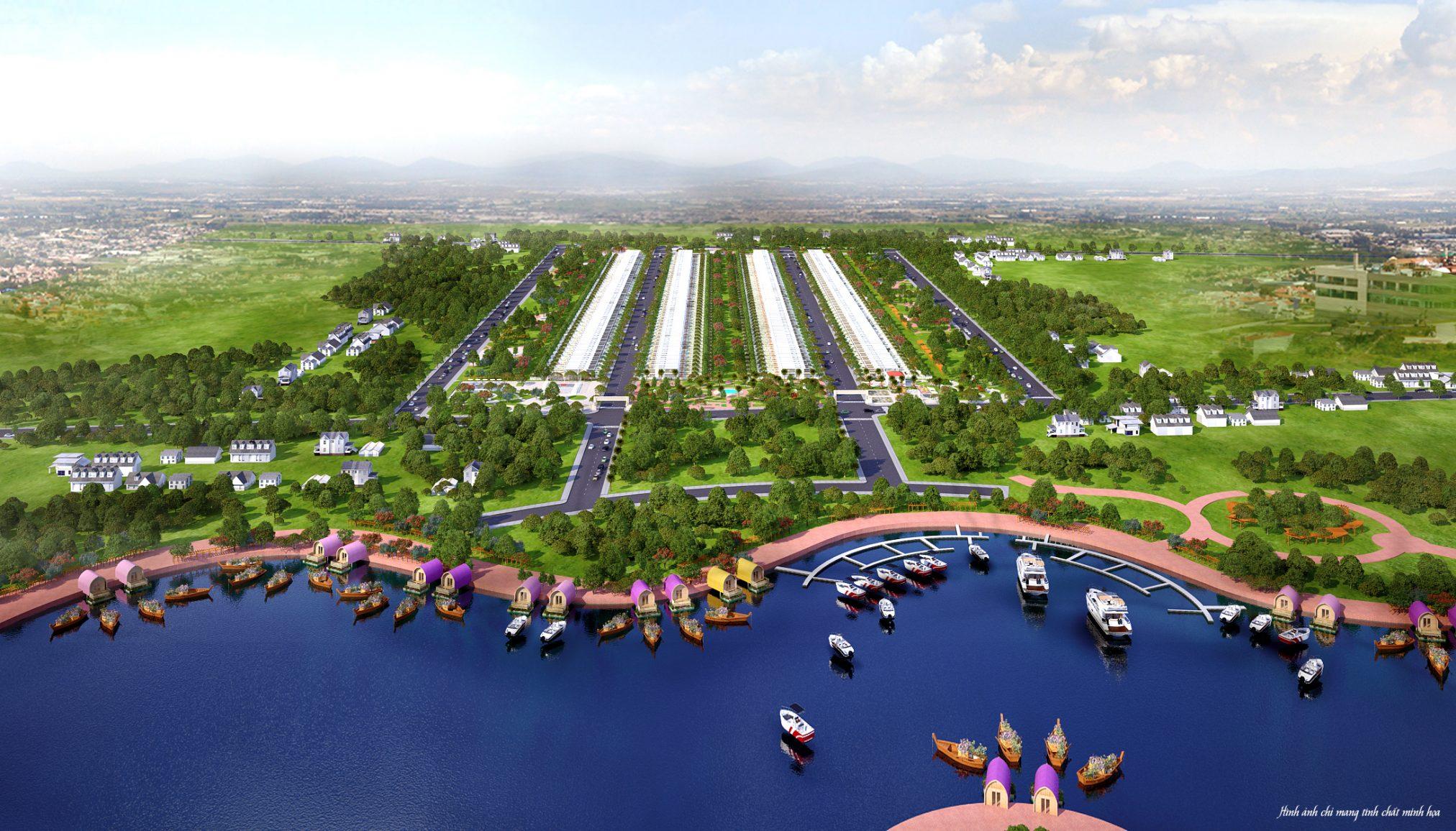 tiện ích dự án đất nền Phú Mỹ Future City Bà Rịa