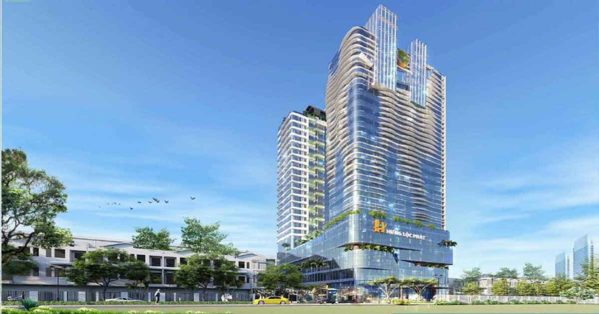 Dự án Căn hộ Hưng Lộc Phát Complex