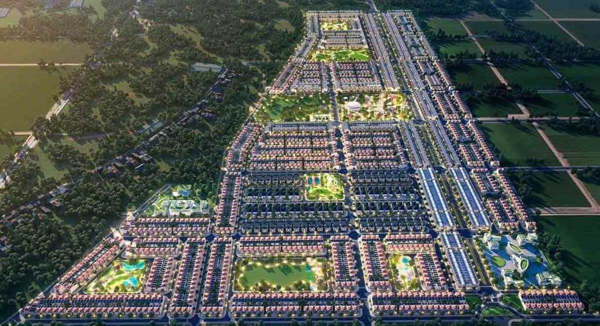 Dự án Gem SkyWorld -Khu đô thị 92 hecta Long Thành Đồng Nai