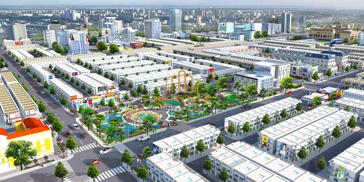 Dự án Mega City 3 Long Thành Đồng Nai