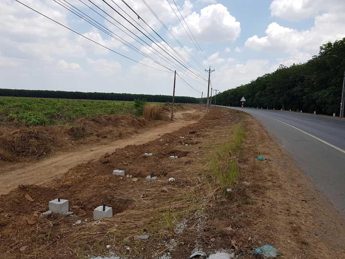 Hình ảnh Thực tế Dự án KDC Bình Sơn Long Thành Đồng Nai